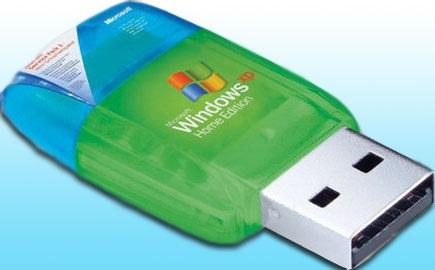 Флешка Windows XP
