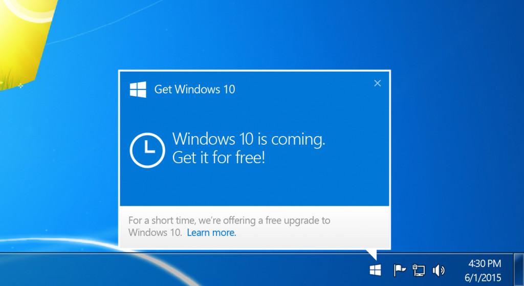 Значок обновления для Windows 10