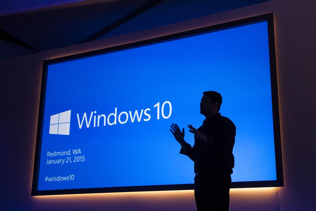 Презентация обновлений Windows 10