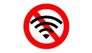Нет wifi