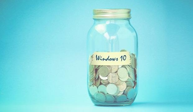 Стоимость Windows 10