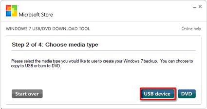 Выбор USB