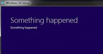 Что-то случилось