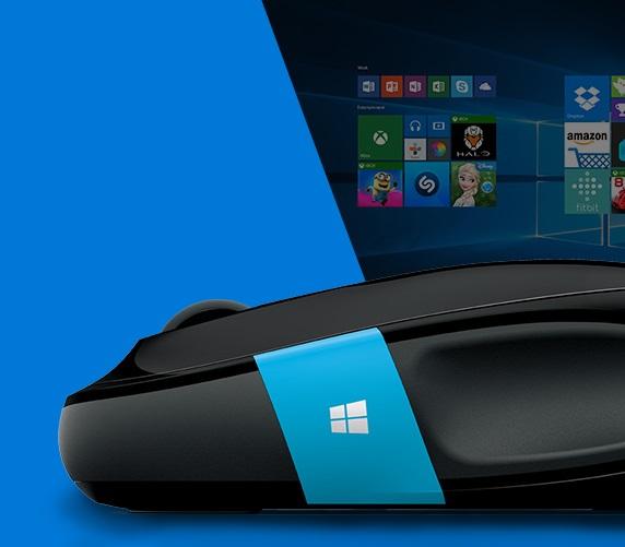 Настраиваем в Windows 10 мышку