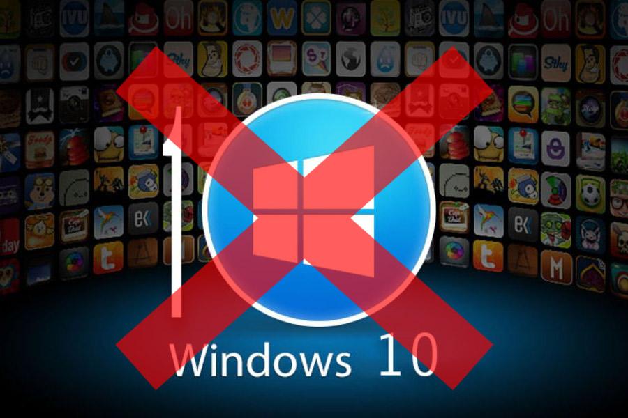 Как убрать из центра обновлений Windows 10