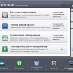 Comodo Internet Security для WIndows 8 2